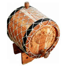 Купить Жбан 12 л Премиум (Кавказский дуб) в Балаково