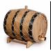 Купить Бочка из кавказского дуба с краном 15 л Премиум в Балаково