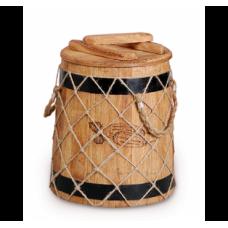 Купить Кубельчик для засолки дубовый 6 л (кавказский дуб) в Балаково