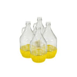 Комплект бутылей «Стелла» 5 л (4 шт.)
