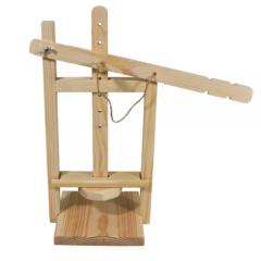 Пресс для сыра деревянный