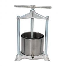 Пресс для приготовления сыра PI10 ручной 2,5 л