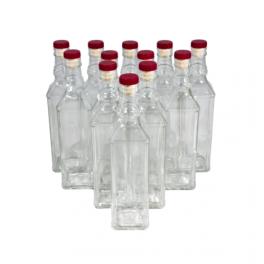 Комплект бутылок с пробкой «Британия» 0,5 л (12 шт.)