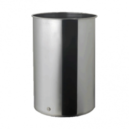 Бочка из нержавейки с пневмокрышкой «Стандарт» 150 л