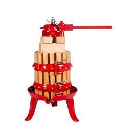 Пресс для сока для вина Cricco 15 ручной 5 л