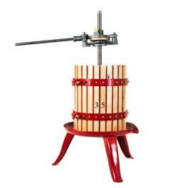 Пресс для сока Cricco 35 ручной 46 л для отжима соков