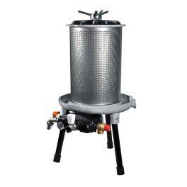 Пресс для сока для вина W20 гидравлический 20 л